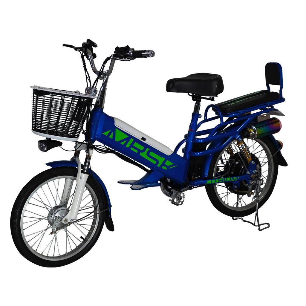 bicicleta electrica de pique
